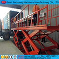 3m Fixed vertical cargo scissor lift