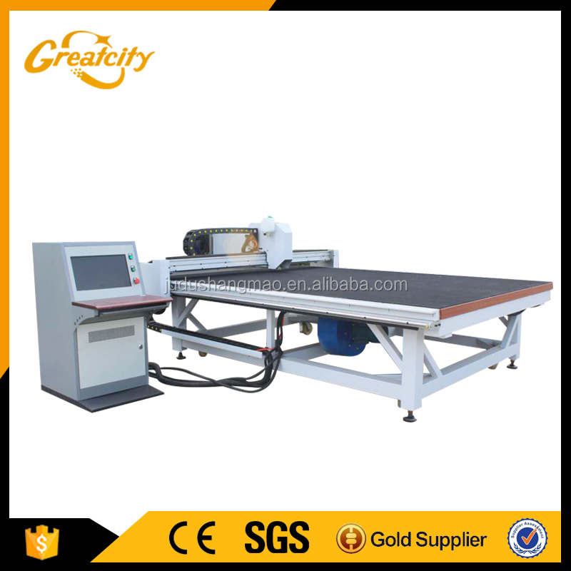 Tempered glass cutting machine CNC glass cutting machine