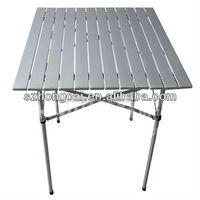 Easy to Assembled Pop Up Folding Table Promotion Table Best Choice for Outdoor