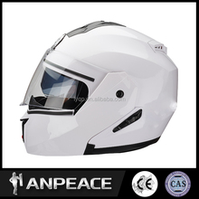 Light weight PC material cool motorcycle helmet