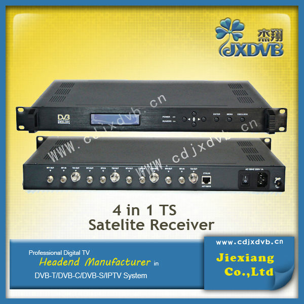 Digital TV Standard satellite receiver