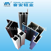 China lowest price aluminium sliding windows and doors with single glass/anodized black/powder coated profile US $50-250 / Squa