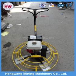 Environmental protection superior concrete power trowel machine.