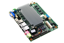 D2550-3 socket 988 motherboard , motherboard with onboard cpu 2*SATA2.0 Maximum transmission rate 3Gb/s