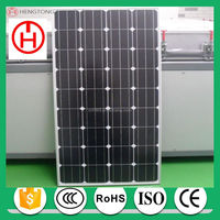 12v 100w solar panel price in China
