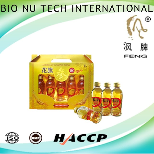 health food supplements manufacturers- American Ginseng Drink