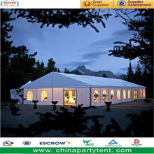 Best-selling 500 prayers event tent with curtains decoration for church events