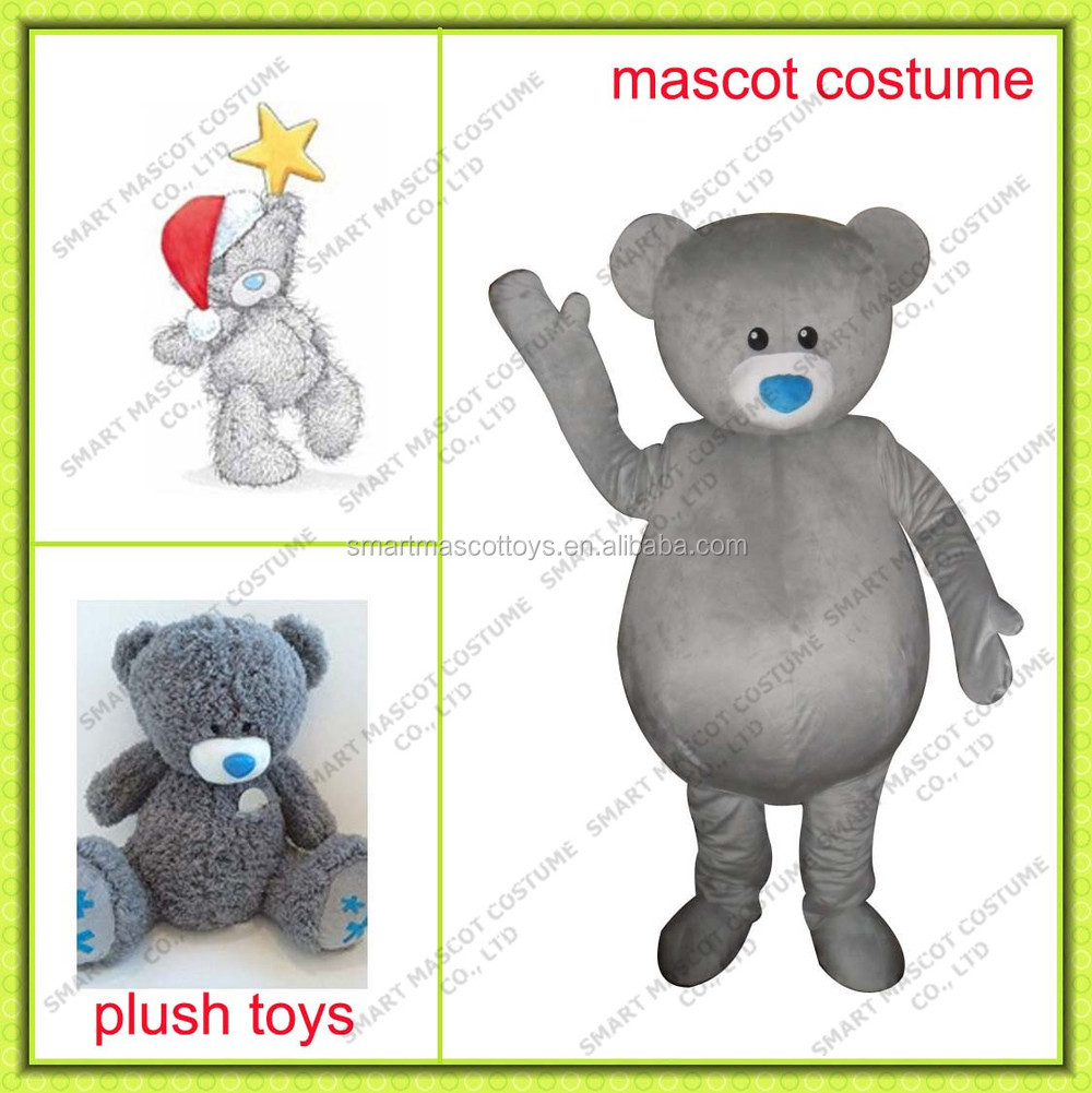 custom stuff plush mascot doll toys mascot costume for promotion
