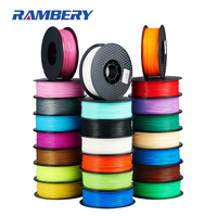 LANBO High quality 1.75mm PLA FILAMENT 3d printer filament PLA /ABS 2.85MM 1KG(2.2lbs)Spool