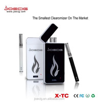 no leakage, rechargeable vaporizer mini electronic cigarette, mini X-TC e cig starter kit