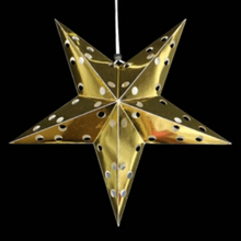 Decoration Hanging Paper Star Christmas Ornament paper star lantern