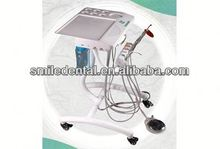2013 CE approved High quality portable dental unit delivery cart self contained oilless compressor