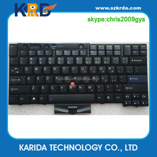 New notebook keyboard for Lenovo Thinkpad T400S T410 T410I T420 T420I US laptop keyboard