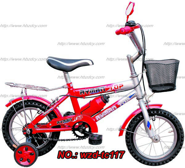 2012 new WZD-TC117 16'' BMX kids bike with tool box