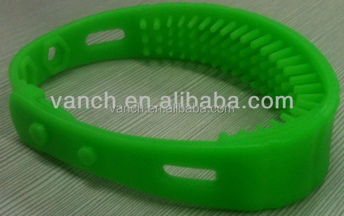 3-7 meters UHF RFID wristband tags race timing system