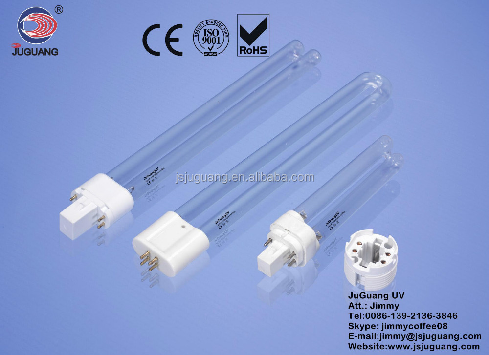 PL Germicidal UV UV-C Bulb Lamp 2G11 4pin Base GPL36W/4P
