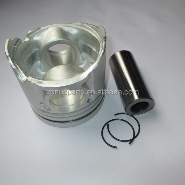 Truck engine parts for 4JH1 engine piston