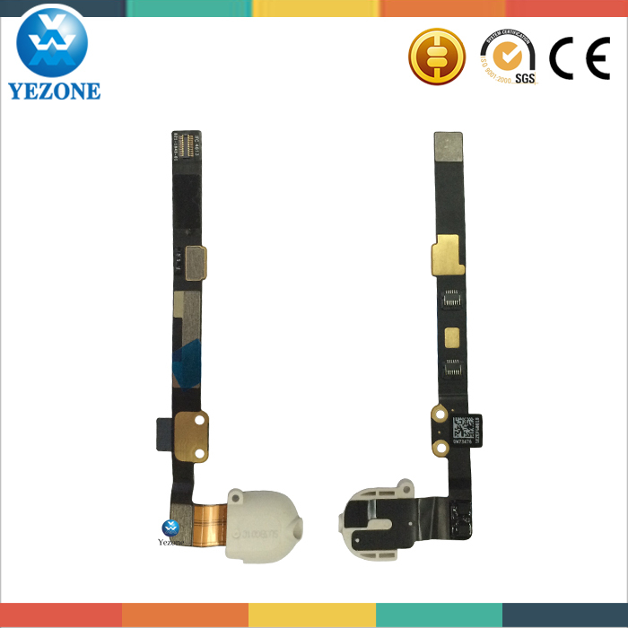 Brand new Audio Earphone Jack Flex Cable For Ipad Mini 2 Replacement,Spare Parts For Ipad Mini 2 Flex Cable