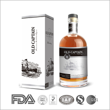 Factory OEM private whisky brandy vodka 700ml 750ml cheap price