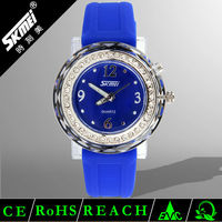 Most popular gift lovely jewellery diamond watches branded wrist watches for girls