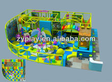 Kids Fun Indoor Play Park for Shopping Center