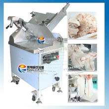 FQP-380 High-Efficiency Freezing Chicken Slicing Machine (100% Stainless Steel) SKYPE:selina84828 TEL:0086-18902366815....Nice!