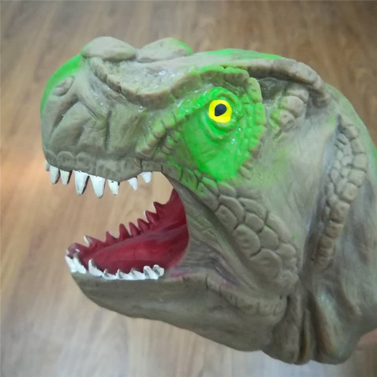 Best Selling Products 2017 dinosaur hand puppet animal