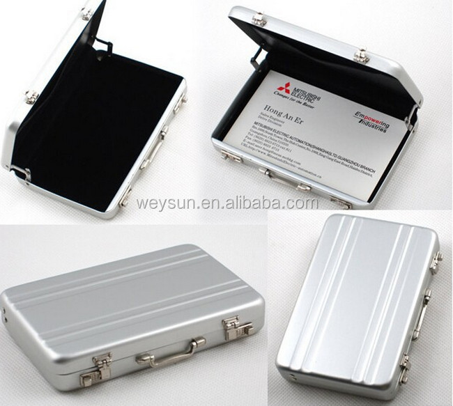Wholesale Aluminum Portable Lockbox Suitcase Password Box Styling ...