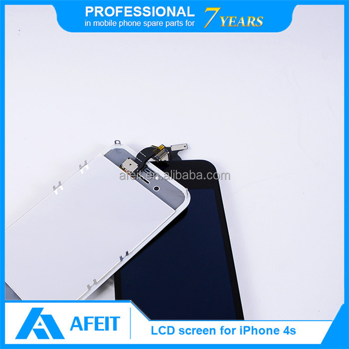 Replacement For iPhone 4s lcd display, Mobile Phone Lcd For iPhon 4s