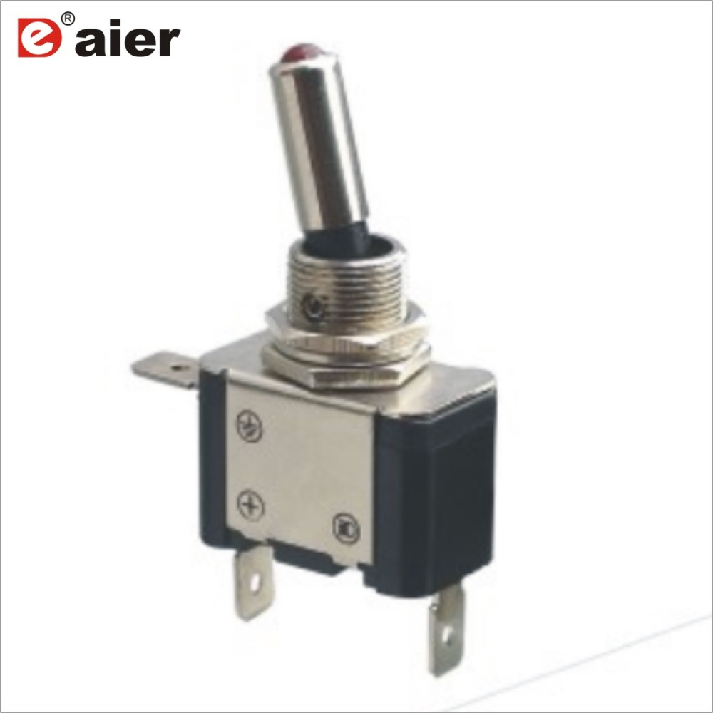 Wholesale White Toggle Switch Online Buy Best Miniature Spst Onoff Asw 07d 20a 12mm 3 Pin On Off 12 Volt Strong