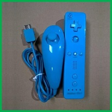 For wii Remote Plus and Nunchuk set 7 colors