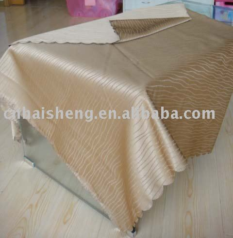 Polyester/Cotton tablecloth