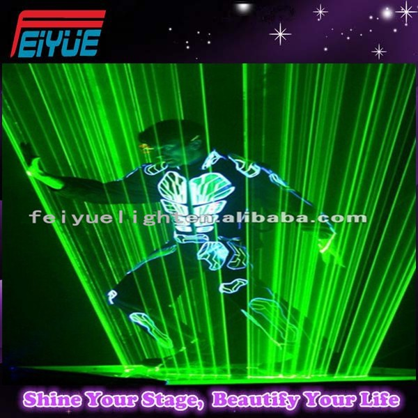 Outdoor Stage Light Green Laser systems 2w/3w/4w/5w Green laser christmas laser man show