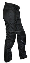 Mens Waterproof Cordura Textile Motorcycle Motorbike Pants Armour New Black , Racing Motorcycle Pant , Textile Pant