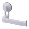 Bathroom no drilling plastic toilet roll holder without cover