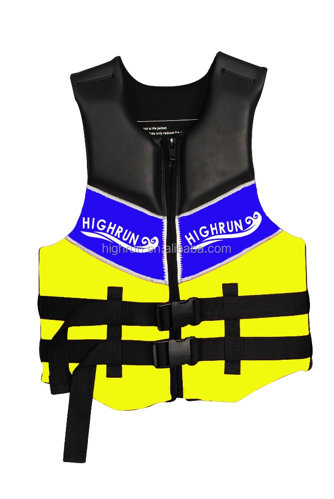 (New Arrival)Water Sports Life Jacket Life Vest Made of PVC Foam For Swimming Surfing and Fishing