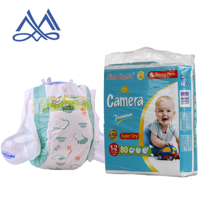 OEM Factory Magic Tape Disposable Baby Diaper Manufacturers In China
