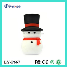 2015 New Product Snowman Usb Stick Wholesale Alibaba Express,Cute Snowman Usb Flash Memory