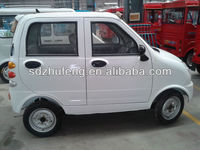 speed range 40-45km/h electric car for 4 person