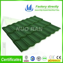 shingles clay roof tiles / color stone coated metal roof tile / high quality steel tile