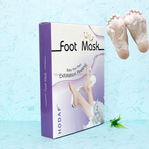 Natural Exfoliating Baby Foot peeling Mask For Skin Care