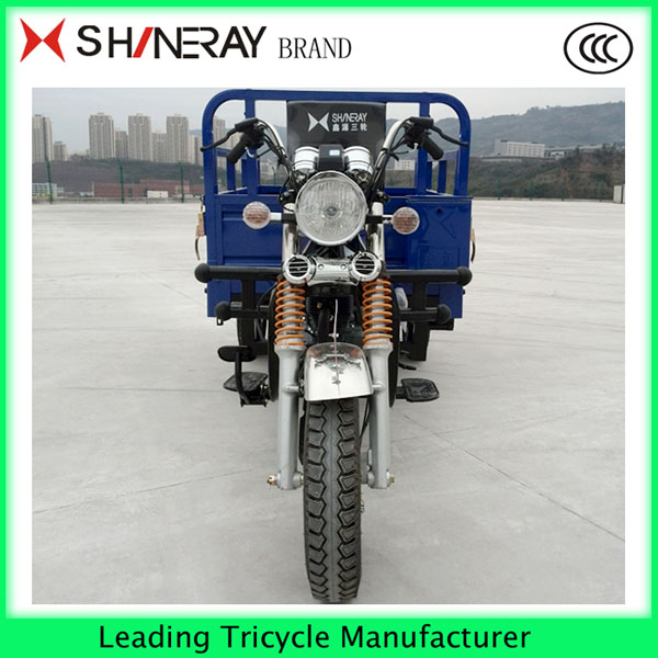 china battery three wheel bike 200cc cargo tricycle for cargo use