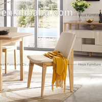 Wholesale Price Most Popular High Quantity Wood Scandinavian dining chairs
