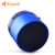 No Power Needed Manual Portable Wireless Microphone Mini Speaker Box with FM Radio
