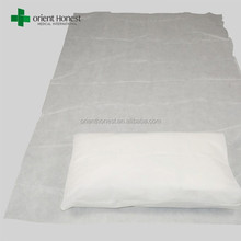 Single use breathable fitted PP disposable bed linen