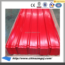 color coated galvanized steel coils corrugated sheet galvanized sheet metal roofing price