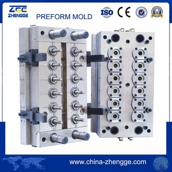 ZG-P 2017 New Style Short Tails Used Pet Preform Moulds Supplier