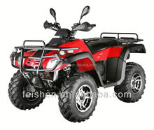Buyang Vehicle 500CC ATV 4X4 street legal ATV quad bike( FA-K550)