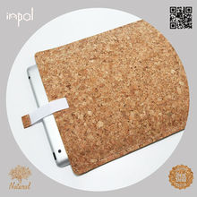 China Best buy For ipad 1/2/3/4 customized cork shell sleeve