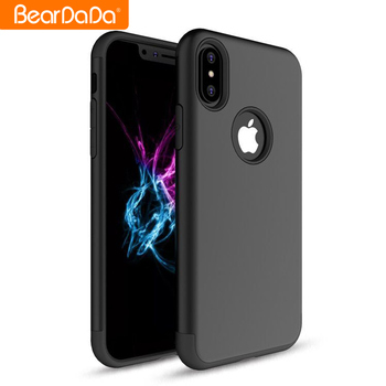 Popular Style tpu pc for iphone x case high quality
